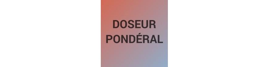 Doseur pondéral