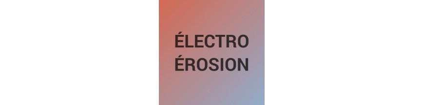 Electro érosion