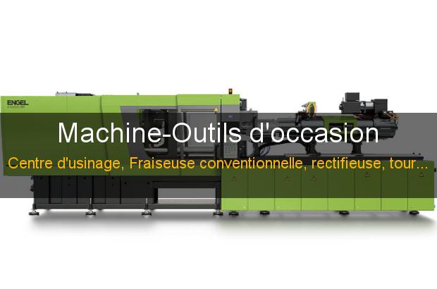 Machine Outils Mécanique Moulage Plastique