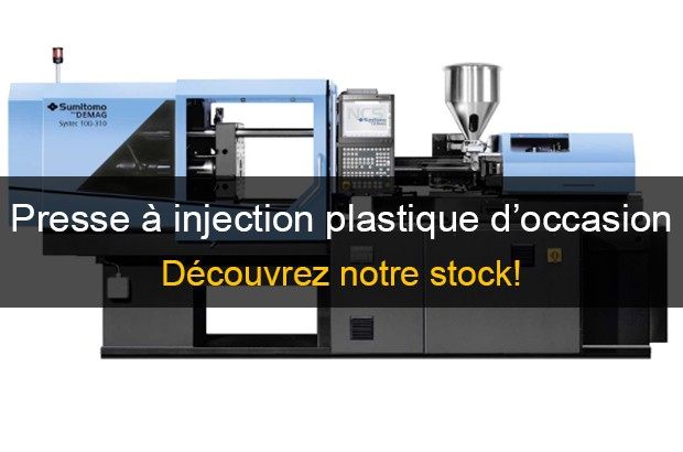 Presse à injection plastique occasion Bretagne